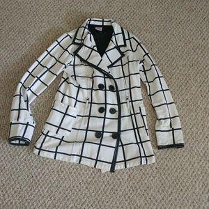 Jackets & Blazers - Lighter peacoat size large